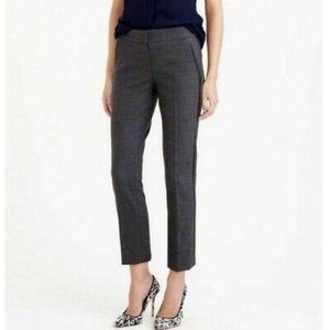 LORD & TAYLOR Size Small Grey Ponte Ankle Pants